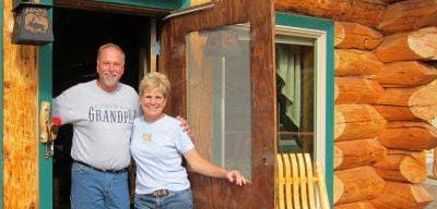 Innkeepers, John and Jill