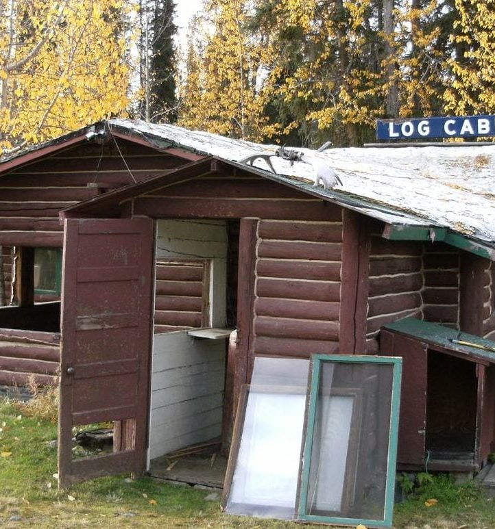 Former Log Cabin Inn